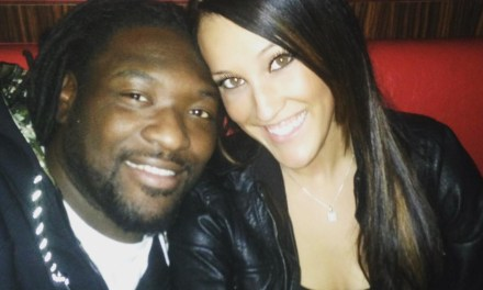 Meet LeGarrette Blount's Girlfriend Merissa McCullugh