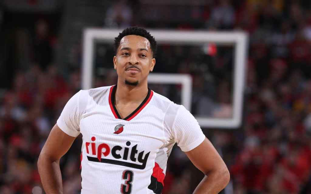 CJ McCollum Still Taking Shots At Warriors Superteam