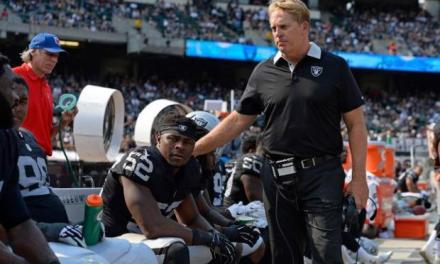 Former Raiders Head Coach Jack Del Rio Says the Team Needs to Pay Khalil Mack
