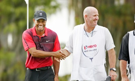 Tiger's caddie Joe LaCava Tried Paying Off A Heckler