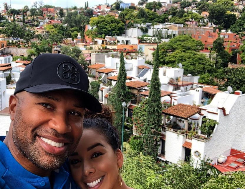 Derek Fisher and  Gloria Govan Have set a Wedding Date