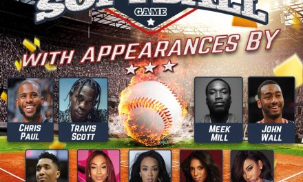 James Harden Hosts Second Annual Charity Softball Game
