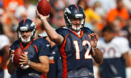 Paxton Lynch Gets Booed by Broncos Fans