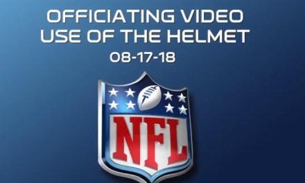 NFL to Make Updated Teaching Video on New Helmet Rule