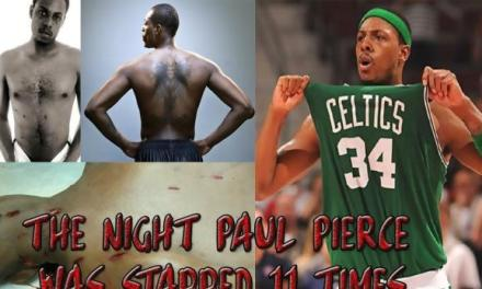 Paul Pierce Opens Up About Battling Depression After Stabbing in 2000