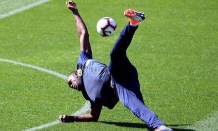 Usain Bolt's Soccer Career Begins with Training Session in Australia