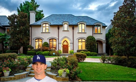 Michael Young's Auctioning Off French Style Estate with No Reserve Price