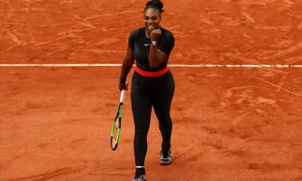 French Open Won't Allow Serena to Wear Catsuit in '19