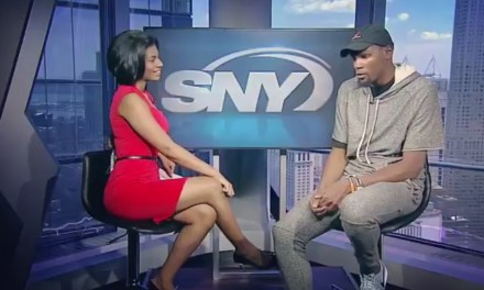 Kevin Durant Being Linked to SportsNet New York Anchor Taylor Rooks