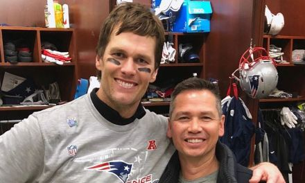 Tom Brady Ends Weekly Radio Interview Early after Repeated Questions about Personal Trainer