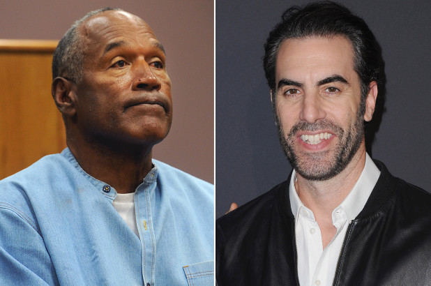 OJ Simpson Interview on Sacha Baron Cohen's Who is America Finale