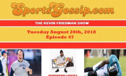 Check out SportsGossip.com's Latest Podcast — Episode #47
