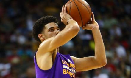Lonzo Ball is Changing Up His Busted Shot