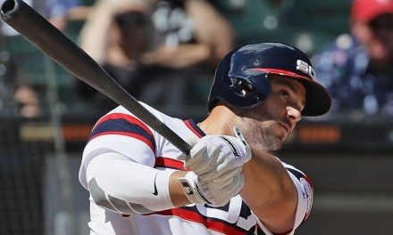 White Sox Daniel Palka Hit Two homers in One At-Bat