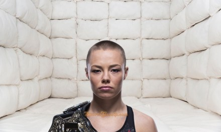 Rose Namajunas Still Traumatized by Conor McGregor Bus Attack