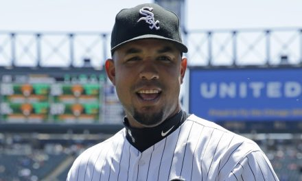 "Jose Abreu Says He's Been on the DL Due to a Testicle that ""Turned Sideways and Was Strangled"""