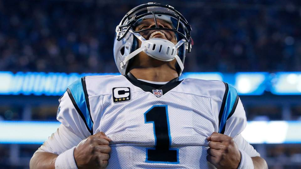 """Cam Newton on Colin Kaepernick's Nike Partnership """"I Respect the Hell Out of Him"""""""