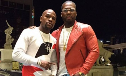 Floyd Mayweather and 50 Cent Troll One Another Using 'Just Do It' Slogan