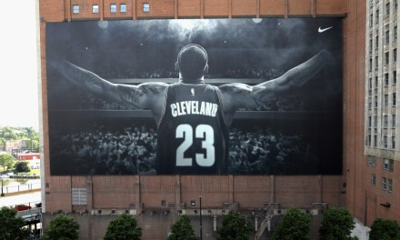 Check out the Cavs Banner That Will Replace the LeBron James One