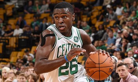 Celtics' Jabari Bird Arrested for Strangling, Kidnapping and Assault