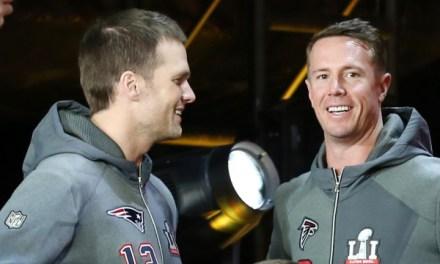 Tom Brady's Son's Fantasy Football Quarterback is Matt Ryan