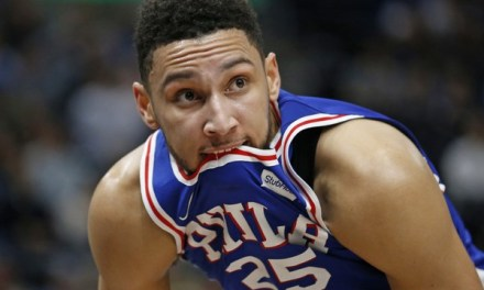 Ben Simmons Already Has Ashley Moore Trusting The Process