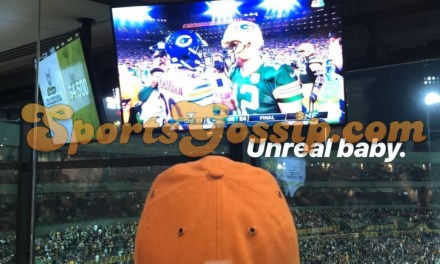 Danica Patrick was Impressed by Aaron Rodgers' Comeback Win Over the Bears