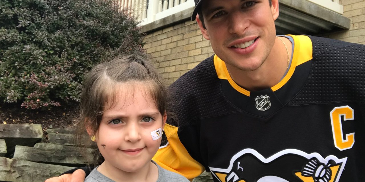 Sidney Crosby Wrote Kids an Excuse After They Skipped School to Play Hockey with Him