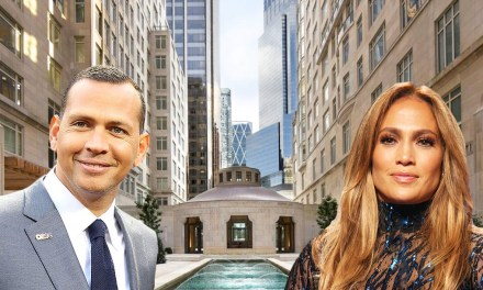 Rent Jennifer Lopez and Alex Rodriguez's NYC Apartment for $11.5K a Month