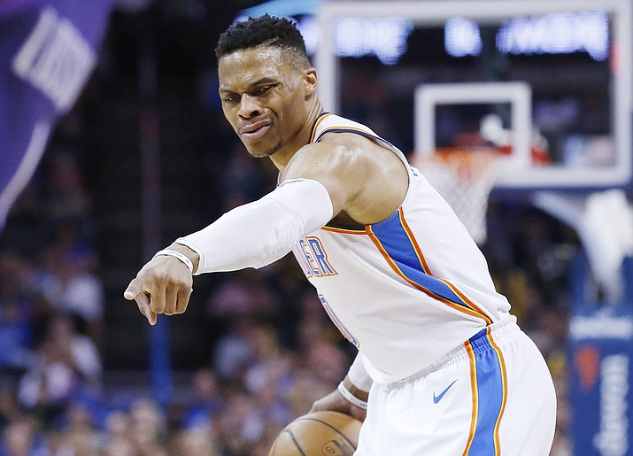 Russell Westbrook Underwent a Successful Arthroscopic Procedure on his Right Knee