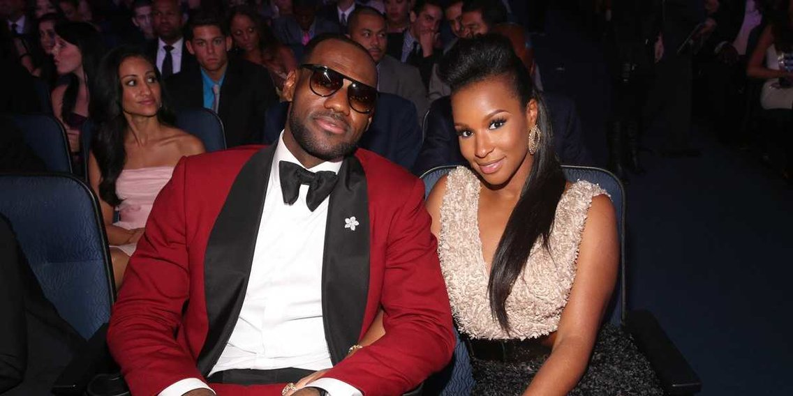 LeBron and His Wife Celebrate Their Anniversary with Friends and Family and Surprise Performances