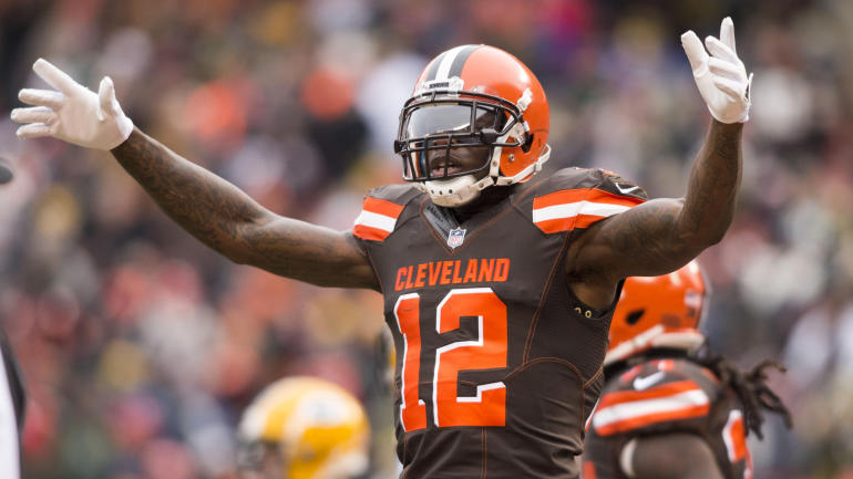 Josh Gordon Arrived Saturday with a Hamstring Injury from a Promotional Shoot, Showed Signs of Possible Relapse