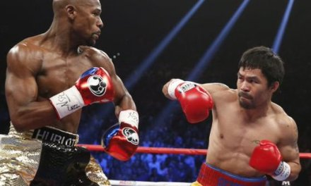 Floyd Mayweather Confirms Manny Pacquiao Rematch