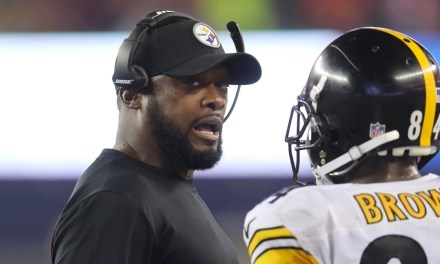 Mike Tomlin to Meet with Antonio Brown Over Monday Absence