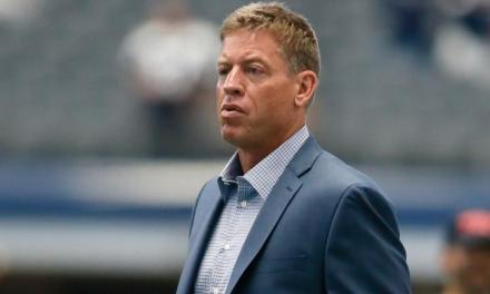 More Evidence that Troy Aikman Rode the Cowboys Running Game to the Hall of Fame