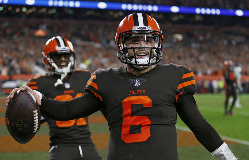 LeBron James Congratulated Baker Mayfield on His First Win