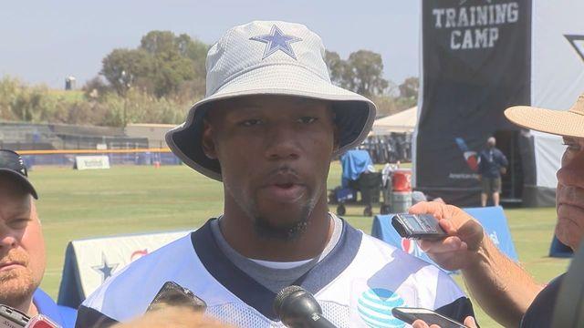 Cowboys WR Terrance Williams Facing Suspension