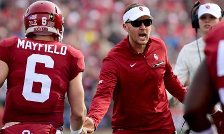 Lincoln Riley Sent an Amazing Tweet to Baker Mayfield After Browns Win