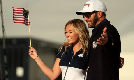 Will Paulina Gretzky Be at the Ryder Cup?