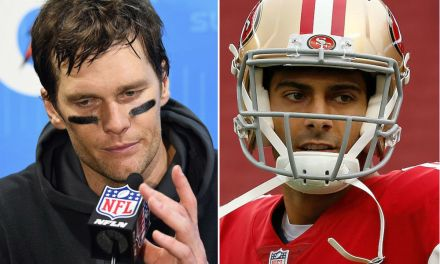 Tom Brady Texted Jimmy Garoppolo Some Words Of Encouragement