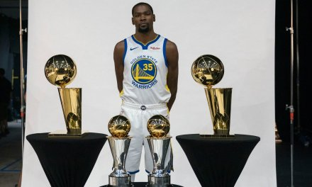 Kevin Durant Keeping his 'Options Open'