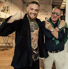 Conor McGregor's Dad Tony is as Cocky as Conor