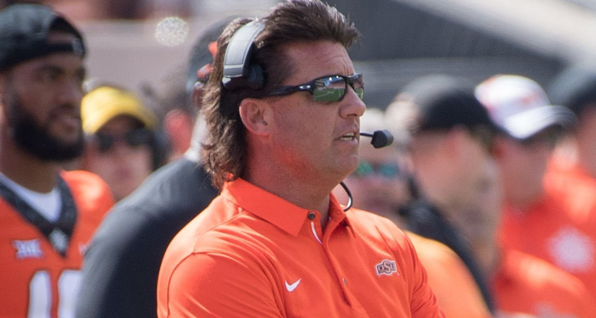 OSU Professor Claims Mike Gundy Threatened Media Members with Revoking Press Credentials if They Asked Certain Questions