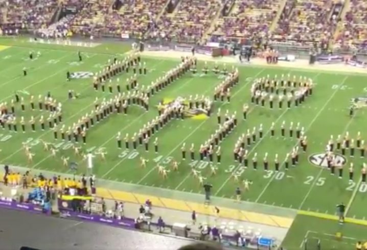 The Office Cast Gets a Gameday Invite from LSU