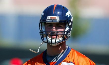 Broncos Tight End Jake Butt Tore His ACL