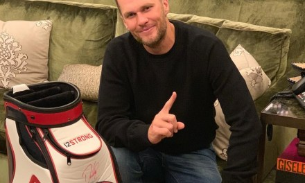 Tom Brady Wishes the Ryder Cup Teams Good Luck