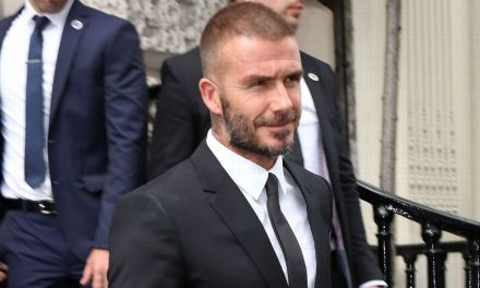 Lawyer Nicknamed 'Mr Loophole' Gets David Beckham off Speeding Ticket