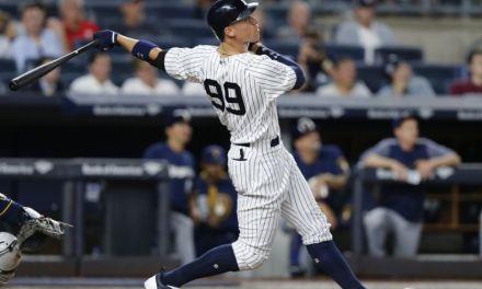 Aaron Judge Has MLB's Best Selling Jersey