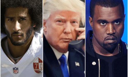 Kanye Wants to Take Colin Kaepernick to the White House for a Sit-Down with Trump