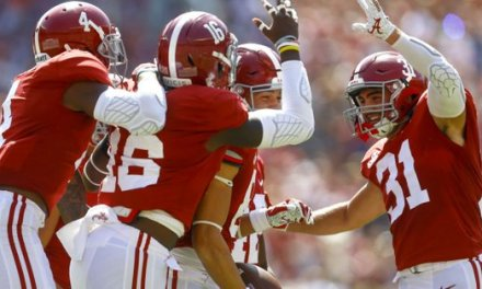 Las Vegas Bettor Placed a $1,600.00 Bet on Alabama to Win $1.60